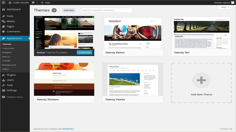 2 Quick Ways to Install WordPress Themes